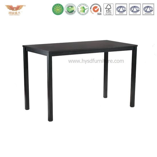 High Quality Folding Computer Desk Training Table Straight T0147