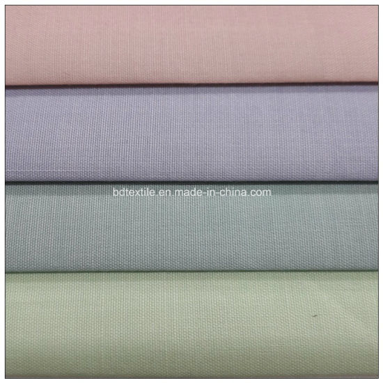 Top Grade Best Selling Functional 100%Polyester 300d Plain Dyed Mini Matt Fabric pictures & photos