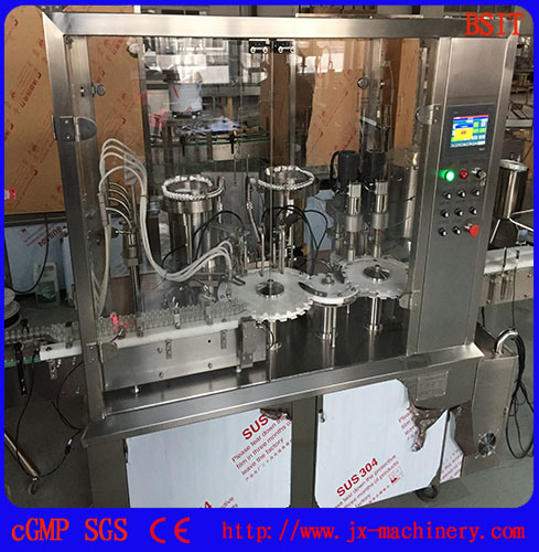 Meet Ce Certificate of Eye-Drop Filling and Sealing Capping Machine pictures & photos