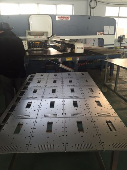 CNC Stamping Machine for Sheet Metal Processing with Competitive Price pictures & photos