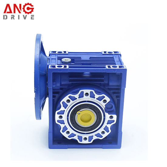 RV/Nrv/Nmrv 90 Degree Right Angle Worm Gearbox Gear Box Big Size