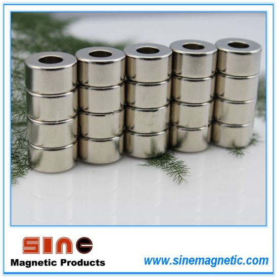 Ring Neodymium Magnet N40m / N42m / N45m