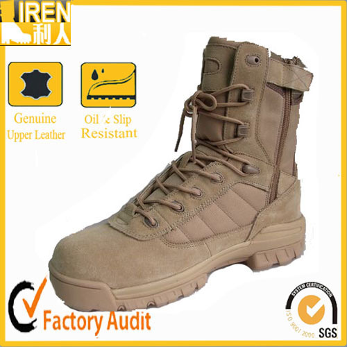 Fashionable New Design High Quality Military Police Tactical Boot Desert Boot (BP1002) pictures & photos
