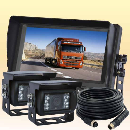 Aftermarket Parts Digital Camera Video System for All Vehicles Parts pictures & photos