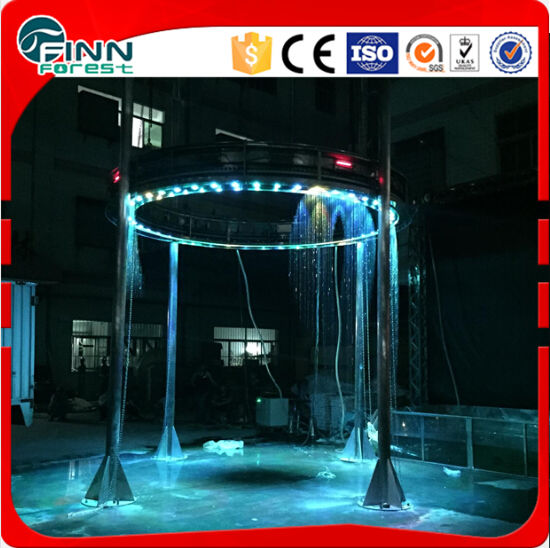 Outdoor or Indoor LED Digital Graphic Water Fountain pictures & photos