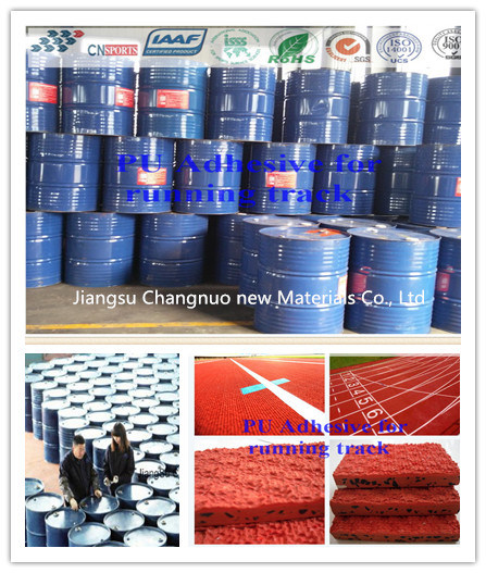 One Component PU Glue, Adhesive for Sports Flooring, Rubber Flooring