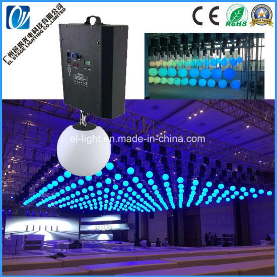 LED Kinetic Light Ball Wedding Docoration Light