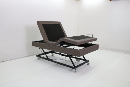Chinese Wholesale Electric Home Care Nursing Hospital Bed