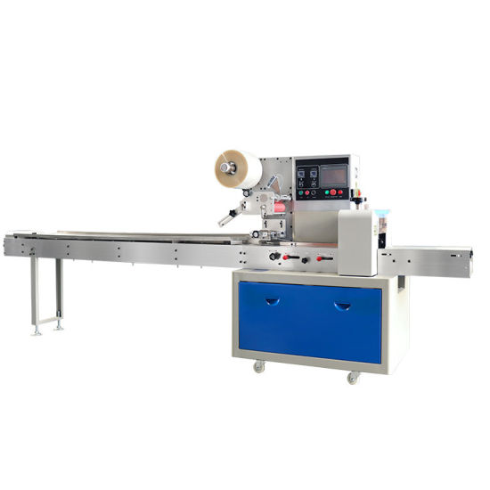 Hot Selling Candy/Chocolate/Wafer Biscuits/Food Pillow/Horizontal Packaging Automatic Packaging Machine