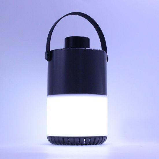 Air Dust Filter Ultraviolet Sterilization Negative Ion Deodorization Smoke LED Lighting Air Purifier