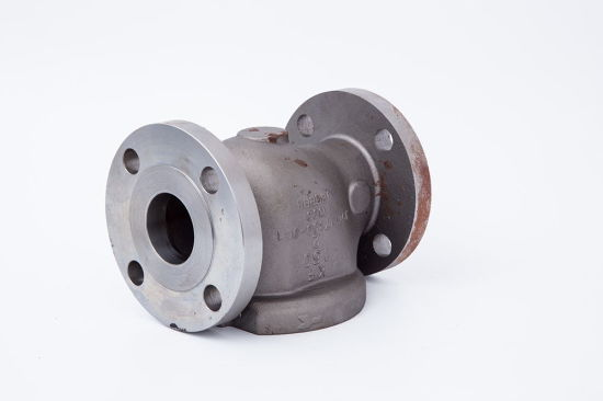 High Quality Ductile Cast Iron Housing Parts with Precision Machining