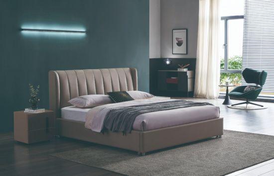 Wholesale Modern Hotel Double Size Adult Beds Wooden Bedroom Furniture Set