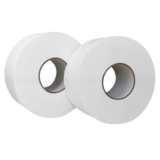Jumbo Roll Toilet Paper for Hotel Kitchen Bathroom