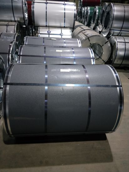 Matte Wrinkle Color Coated Steel Sheet in Coil Building Material