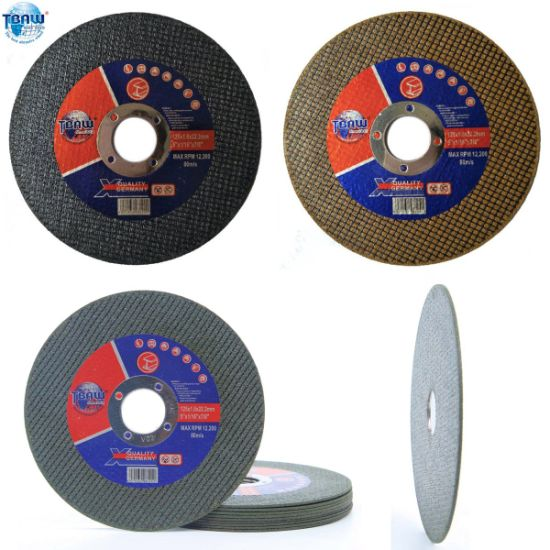 Hot Sale China Supplier125X1.6X22.2mm Angle Grinder Tools Cutting Wheel
