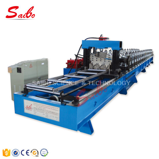 High Speed Highway Guardrail Forming Machine