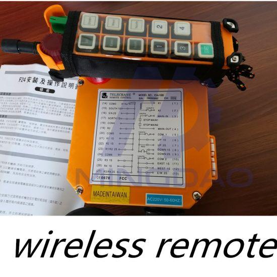 F24-10d Telecrane Wireless Remote Controls for Cranes