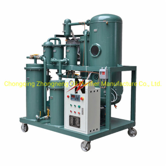 Vacuum Dehydration Type Used Hydraulic Oil Filtration System