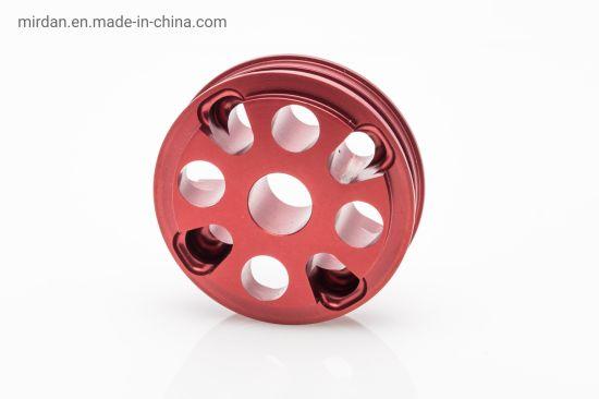 Custom CNC Machining OEM Anodized Finish 7075 6061 Aluminum Parts