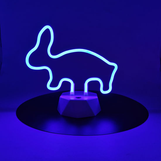 3W Battery Supported LED Flexible Custom Neon Sign Light Strip