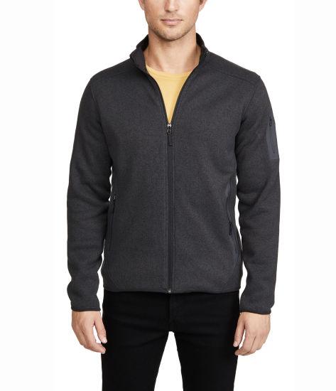 Wholesale Custom Hot Sale Sport Tracksuit Mens Gym Wearing Sports Jackets