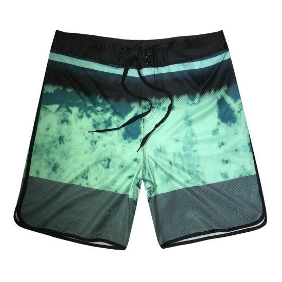 New Style Shorts Surf 3D Men Summer Beach Pants Boardshorts