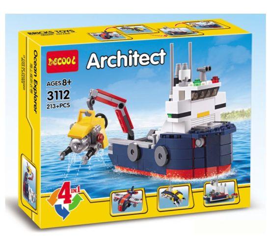 Lego Building Machine Blocks Manufacturer Interlocking Blocks for 6-15 Ages