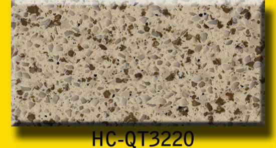 SGS Approved Complex Color Artificial Quartz Countertop pictures & photos