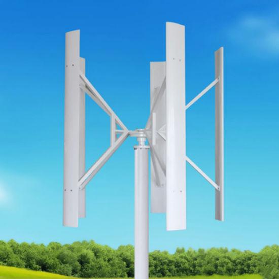 Hybrid Solar 50W 12V/24V Free Energy Wind Power Turbine