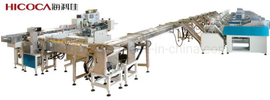 Automatic Multiple Bundling Packing Machine for Noodles