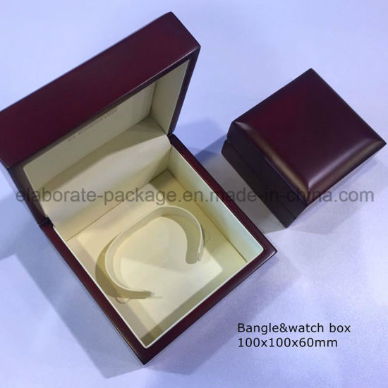 New Fashion Matte Cherry Wood Watch Packing Box Wooden Box pictures & photos