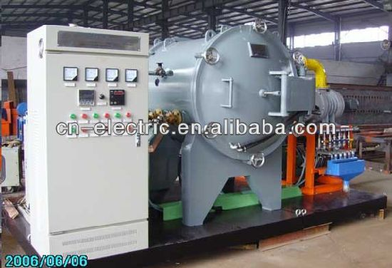 Heating Treatment High Temperature Vacuum Furnace Price