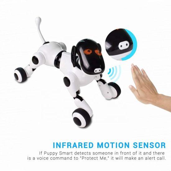 2019 Smart Chip Dancing Ai Robot Phone Control Dog Toy, Smart Robot Dog