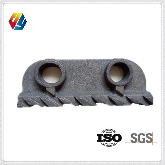 China Manganese Ironcast Steel Material Metal Grate Steps