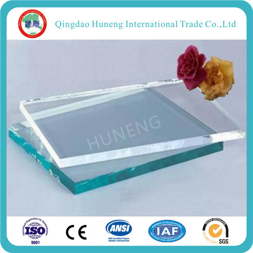 1.8mm-19mm Clear Float Glass/Flat Glass pictures & photos