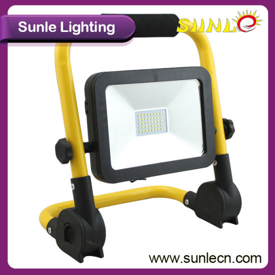 Rechargeable SMD Working LED Flood Light LED Floodlight with Epistar (FAP2 SMD 20W)