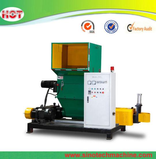 China Compactor Recycling Machine For Eps Waste Polystyrene Styrofoam Foam Board Block China Eps Recycling Machine Waste Eps Material Recycling