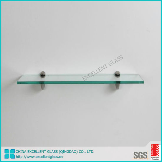 4mm 5mm 6mm Reinforced Glass/Tempered Glass/Glass Shelf