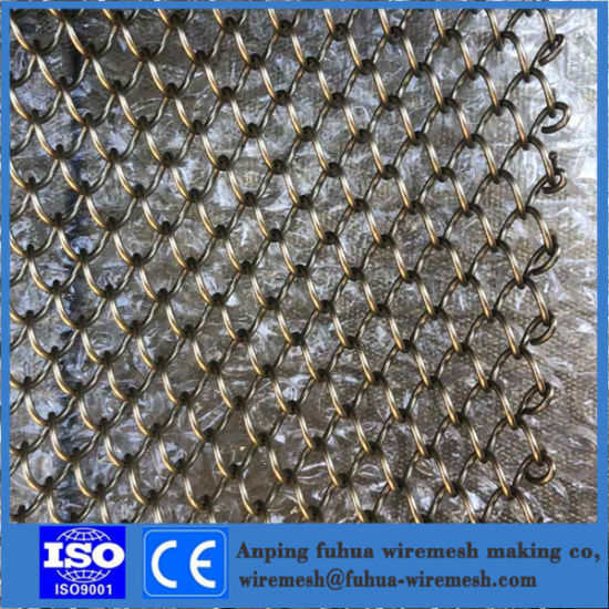 Fly Screens Curtains Stainless Steel Mounting Brackets for Chain Insect
