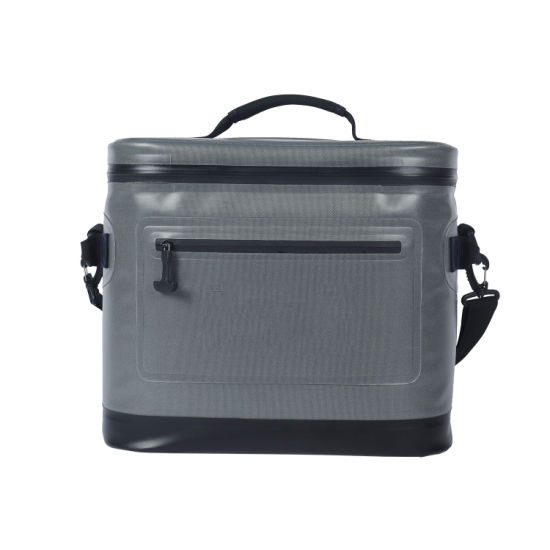 Fitness Cooler Lunch Bag 20L Ice Bag for Picnic and Fishing