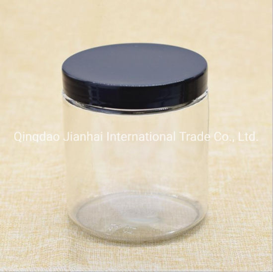 Transparent Sealed Storage Glass Jar Glass Bottle