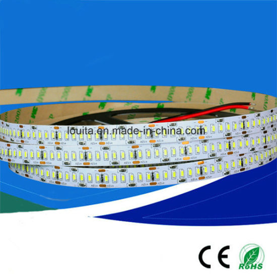 Hot Sale SMD3014 204LEDs Flexible LED Strip Lights pictures & photos