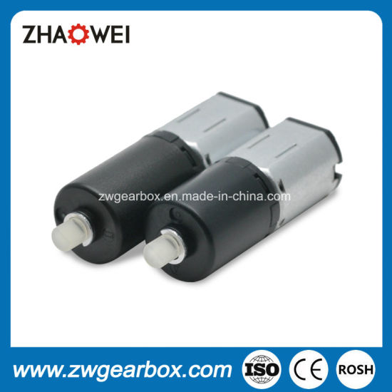 12mm 3V 156rpm Small Worm Gear Motor