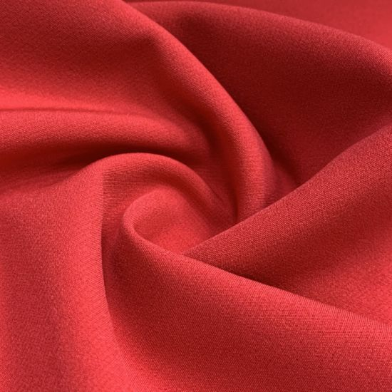 87%Polyester 13%Spandex 75D +40d Double Layer High Stretch Fabric