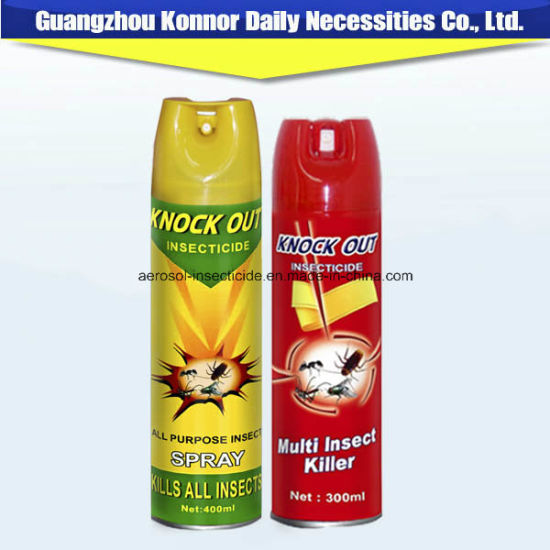 Pest Control Effective Aerosol Insecticide Spray Anti Mosquito Killer Spray pictures & photos