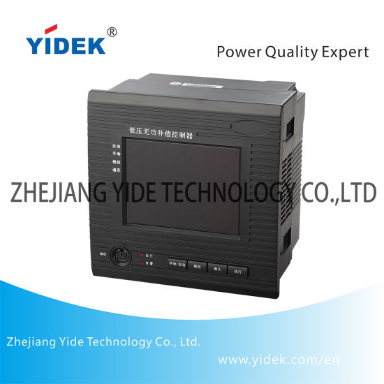 Yidek Auto Manual Mode Selected Color Panel Capacitor Monitor