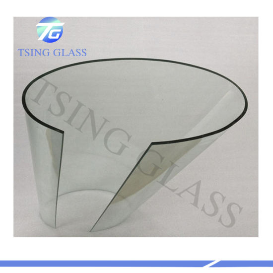 Curved Annealed Glass, Hot Bent Glass, Bending Float Glass pictures & photos