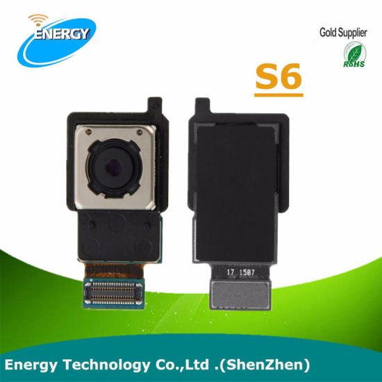 Wholesale for Samsung Galaxy S6 Back Camera Flex, Cell Phone Back Camera Replacement for Samsung S6 pictures & photos
