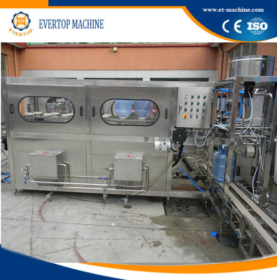 5 Gallon Purified Water Filling Machine pictures & photos