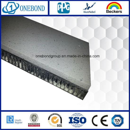 Lightweight Limestone Honeycomb Panel Price for Wall Panel